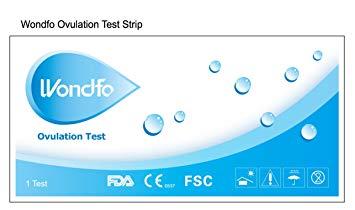 25 Ovulation Test Strips