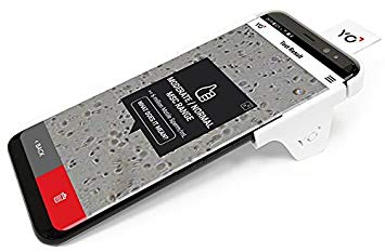 Samsung Galaxy | YO at Home Sperm Test for Smartphones | Includes 2 Tests | Men's Motile Sperm Fertility Test |...