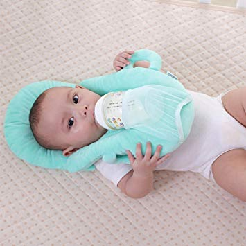 Infant Feeding Pillow for Bedding-Sunmid Baby Pillows Multifunction Nursing Breastfeeding Washable...